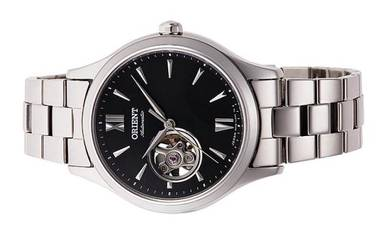 ORIENT Lady Automatic Open Heart Watch RA-AG0021B