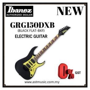 Ibanez Gio GRG150DXB grg150dxb Electric Guitar-BKF