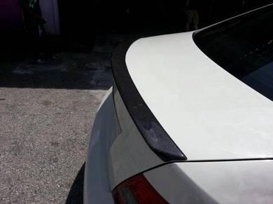 Mercedes benz w204 carbon fiber spoiler W204 AMG