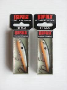 Rapala ULM6 ORSD Fishing Lure