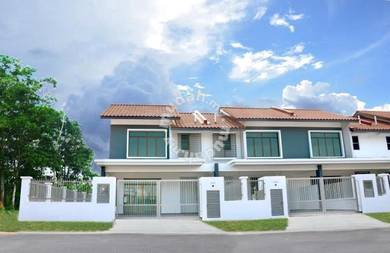 Full Loan Cash Back | 2 Storey House 20x70 4R3B Seremban