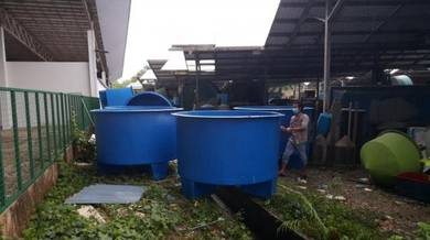 Tangki Fiber ( Aquaculture )