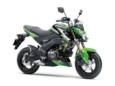 Kawasaki z125 pro / zpro