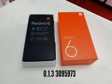 Xiaomi - redmi 6 - 32gb - New