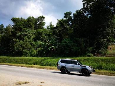 Rawang Industrial land facing mainroad for sale