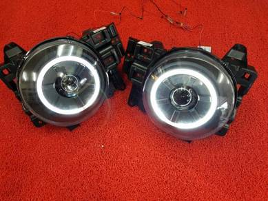 Toyota fj cruiser led projector headlamp head lamp