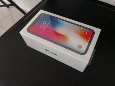 Baru iPhone X 64GB. Harganyaa 15OO sajaa