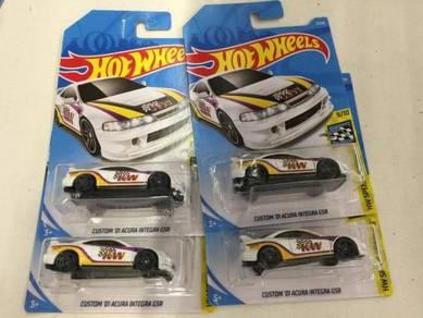 Hotwheels Honda Integra
