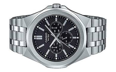 Casio Men Multi Hands Watch MTP-SW330D-1AVDF