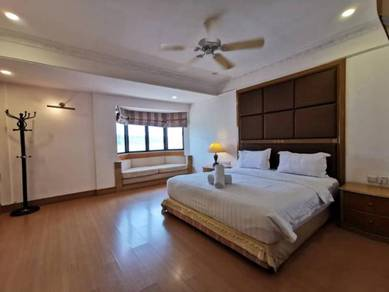 Marina Court | Penthouse | KK City Town