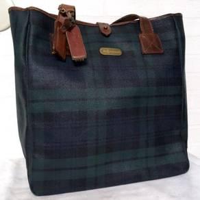 Vintage polo ralph lauren tote bag