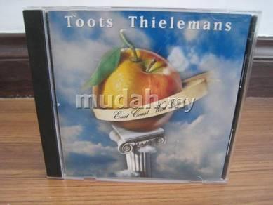 CD Toots Thielemans - East Coast West Coast