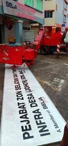 Buka signboard pasang jb