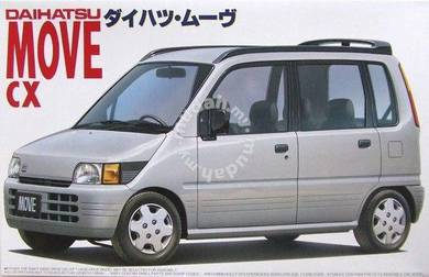 1 24 Daihatsu Move cx kenari L900 car kit