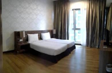 Carpark, 1 bedroomsRegalia Residences,Jln Sultan Ismail,KL CITY, KL