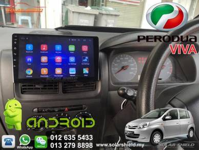 Perodua Viva Android Player With GPS Waze Facebook
