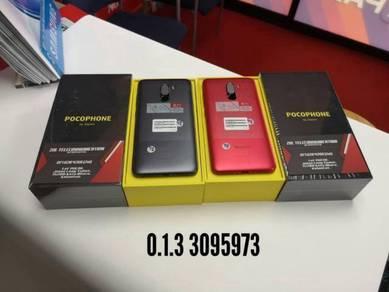 Xiaomi - pocophone - f1 - 128gb - new