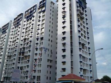 Desa Green APARTMENT VAN PRAAGH ROAD (BLOCK 46) 3-Rooms 700sf