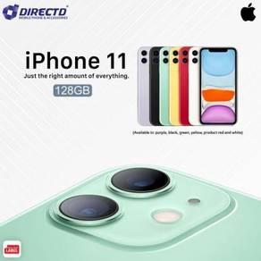APPLE iPhone 11 (128GB ROM)100% ORIGINAL MYset
