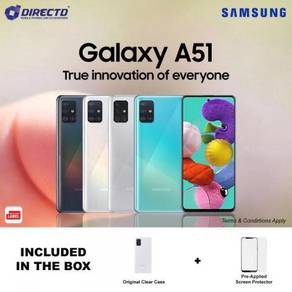 SAMSUNG Galaxy A51 (8GB RAM/256GB)PROMO PANAS🔥