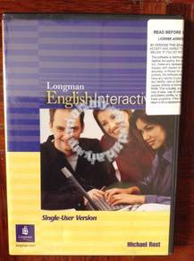 Longman English Interactive 1- Single User CDROM