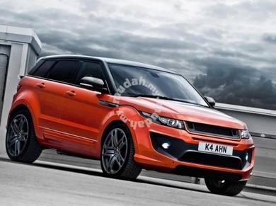 KAHN Design Range Rover Evoque Bodykit
