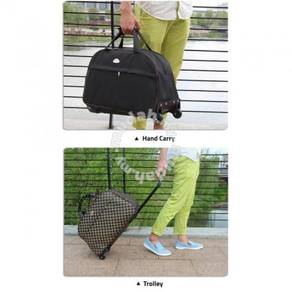 Travel trolley bag / luggage bag 09