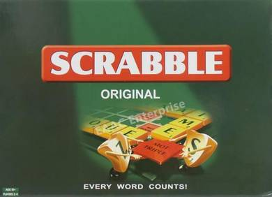 Scrabble Trickster Game Puzzle Game Silang Kata