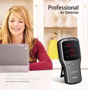Air Meter Detector Sensor Tester Meter HCHO PM2.5
