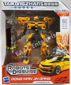 Taikongzhans Transformers Bumblebee Robot Vehicle