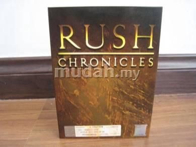 CD Rush - Chronicles 2CD/DVD