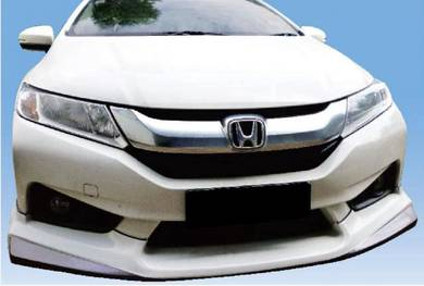 Honda City 2014 Mugen Skirting Fiber