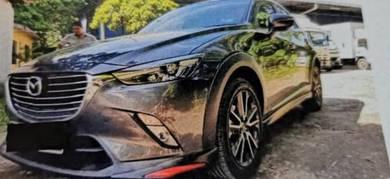 Mazda CX3 OEM Skirting PU