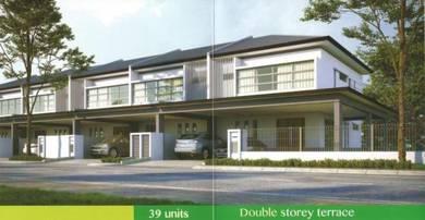 NEW EXTRA LARGE Terrace at Landeh Heights Kota Padawan