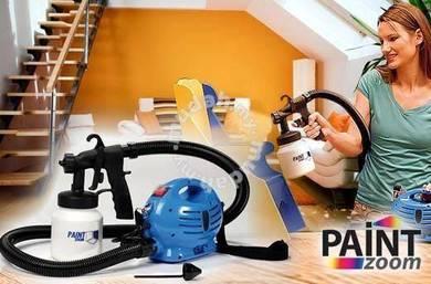 Kltn - Electric paint spray (cat rumah)