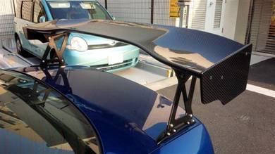 Honda M&M Carbon GT Wing Spoiler Wet FD2 DC5 CL7