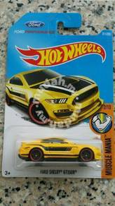 HotWheels Ford Shelby GT350R Yellow