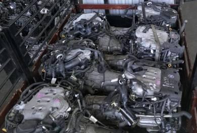 Nissan fairlady z33 vq35 engine