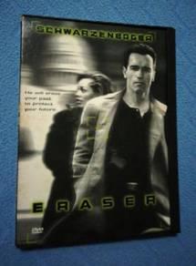 ERASER dvd