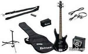 Bass guitar Ibanez ijsr190 Package With Amplifier