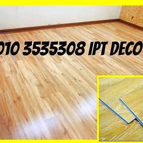 Ipt Papan Lantai Vinyl PvC laminated floor
