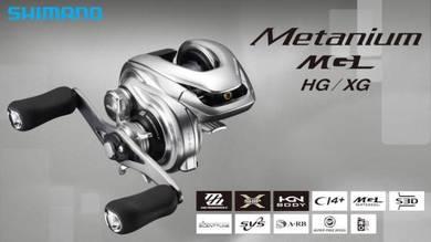 SHIMANO METANIUM MGL HG / XG Fishing Casting Reel