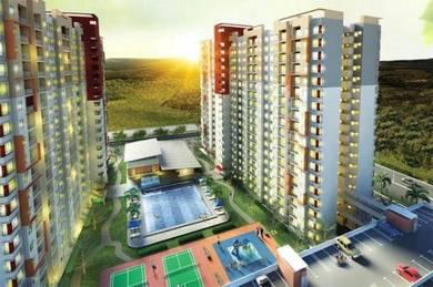 LOW DEPOSIT New Apartment D'Cassia Setia Ecohill SEMENYIH