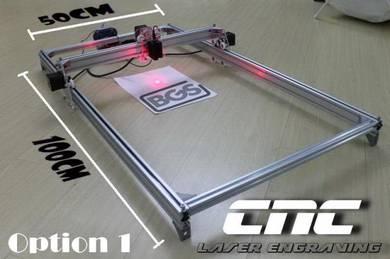 CNC Laser Engraving Machine 500Mw