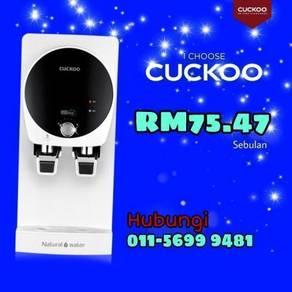 Penapis Air Cuckoo Kupang