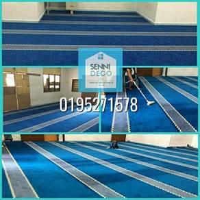 Karpet masjid melayu. carpet office