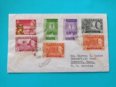 Cover SIJANGKANG USA 1960 X173