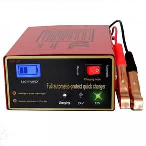 Battery Charger Recovery for Car Motorcycle Lorry