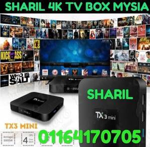 SPACIAL PREMIUM MYSIA+WORLD android tv box