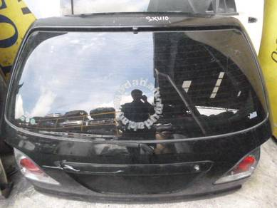 JDM Toyota Harrier Rear Bonnet SXU10 First Model